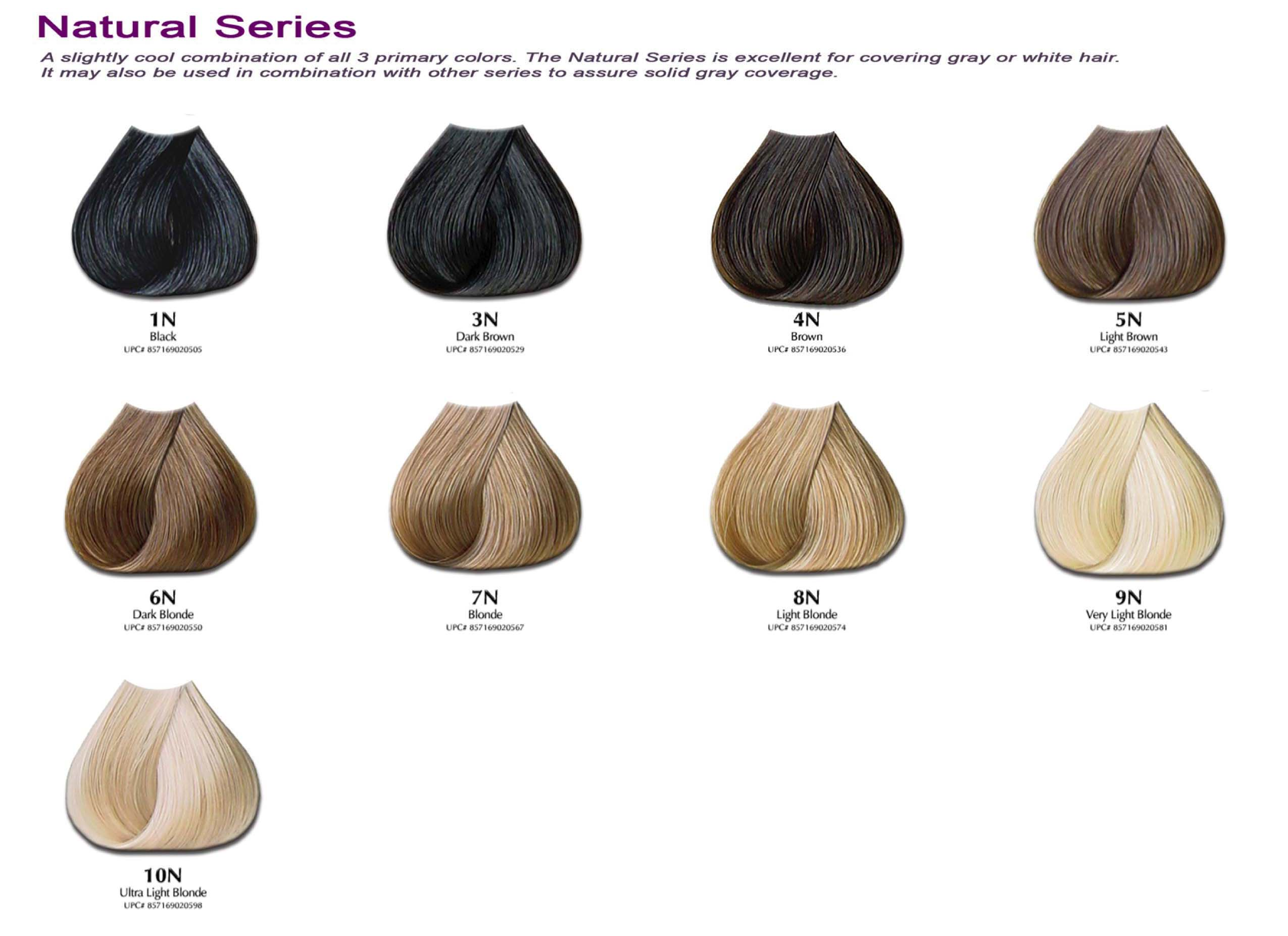 Satin Hair Colors Buy Online YSB Beauty
